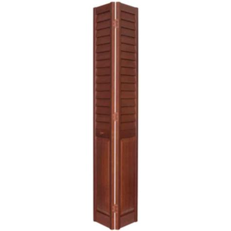 Home Depot Closet Doors Bifold Vinyl Bi Fold Doors Interior Closet Doors The Home Depot