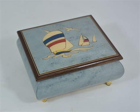 nautical music nautical theme music box sorrento music boxes