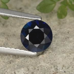 Blue Safir 9 85ct blue sapphire 0 9 carat from madagascar gemstone
