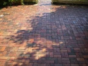 Brick Patio Maine Stonework Masonry Hardscaping Perennial