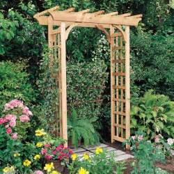 Arbor Pergola by Wooden Arbor Archives Diy Pergola Kits