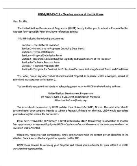 appointment letter format for housekeeping sles of business letters in offering services