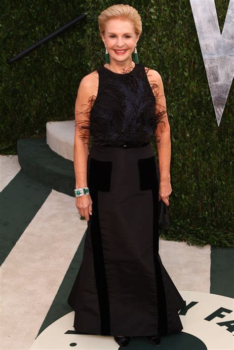 Vanity Artist Carolina Herrera Picture 5 2012 Vanity Fair Oscar Party
