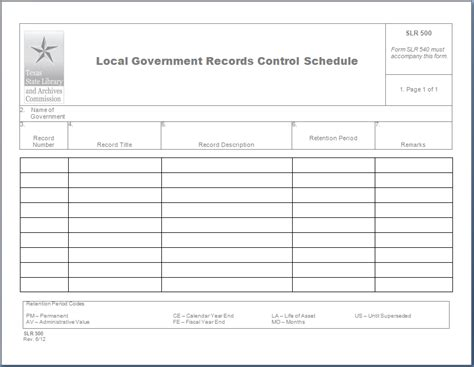 Government Records Compliance 101 For Local Governments Retention Schedules The Record