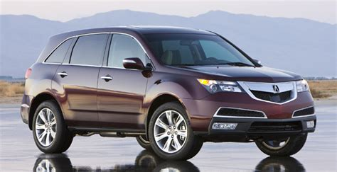 how to work on cars 2010 acura mdx on board diagnostic system acura s mdx suv gets a new look and powertrain for 2010