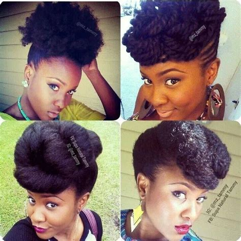 pintrest natural hairstyles natural hairstyles pinterest 187 new medium hairstyles
