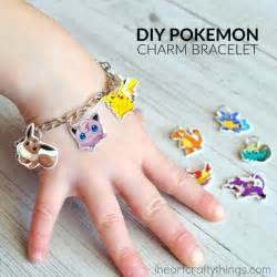How To Make Toaster Diy Pokemon Go Charm Bracelet I Heart Crafty Things
