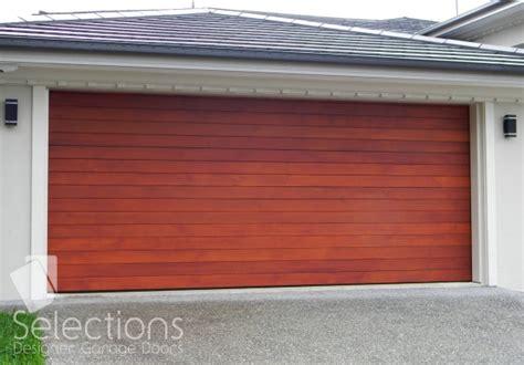 Western Garage Doors by Western Cedar Door Range Selections Designer Garage