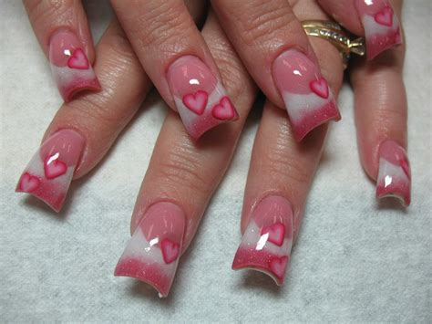 valentines nail s day nail designs ideas how to decorate nails