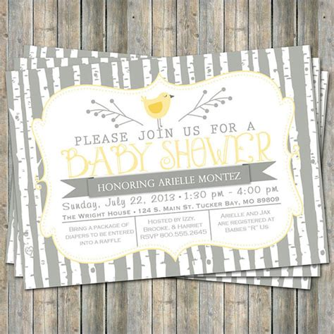 Unknown Gender Baby Shower by 4 Awesome Gender Neutral Baby Shower Invitations