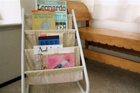 20 diy magazine rack projects