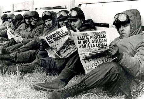 Falkland L by Remembering The Falklands War What Happened Photos