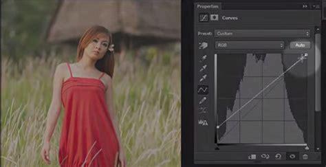 tutorial edit foto keren dengan photoshop cs5 tutorial cara edit foto model dengan photoshop cs5 efek