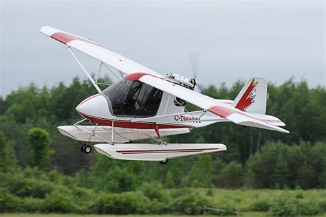 challenger advanced ultralight light sport aircraft