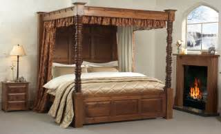 4 Poster Bed Jepara 4 Poster Queen Or King Bed King Size