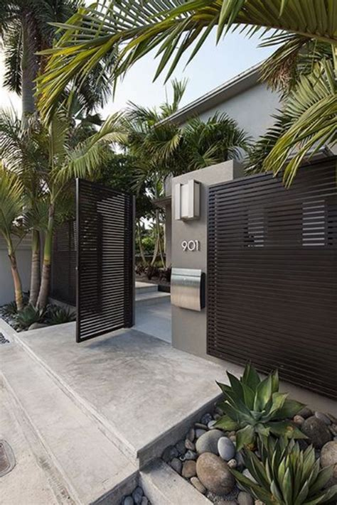 modern gate design for house best 25 metal gate designs ideas on pinterest iron gate