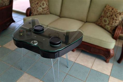 Controller Coffee Table Xbox One Controller Coffee Table Is Xbox Fanboys Come True Mikeshouts