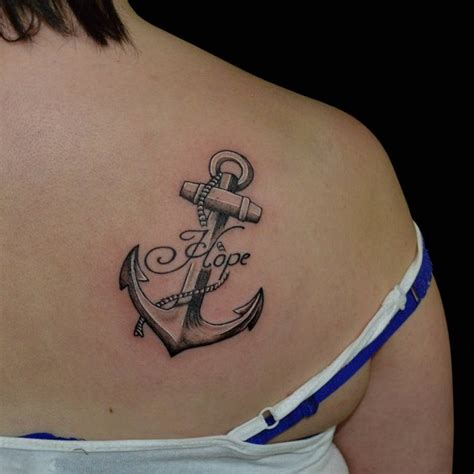 anchor tattoo designs for women 75 strong anchor designs and meaning