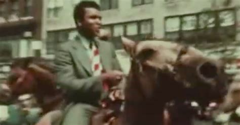 Ali An American Trailer Rarely Seen 1970 S Trailer For Quot Black Rodeo Quot The Rodeo Cowboy