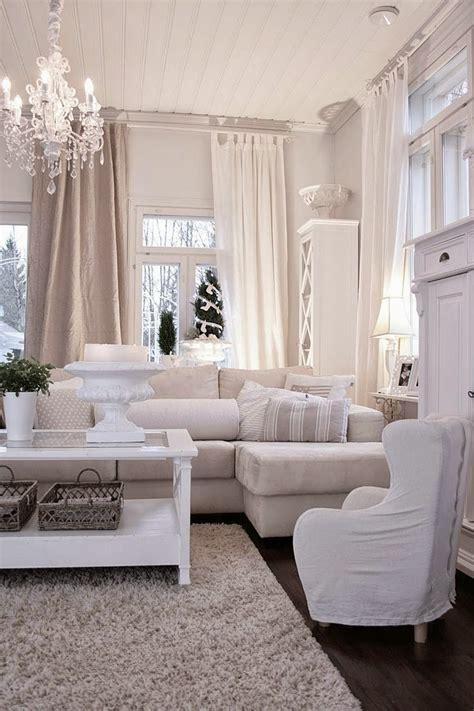 imagenes de salas blancas 9 fotos de decoraci 243 n de salas en blanco