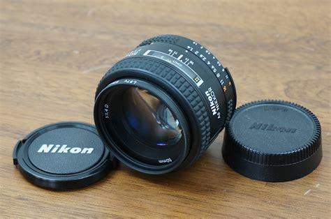 Nikon Af 50mm F 1 4d ニコン nikon af nikkor 50mm f 1 4d レンズ 28151 中古オーディオ買取 販売