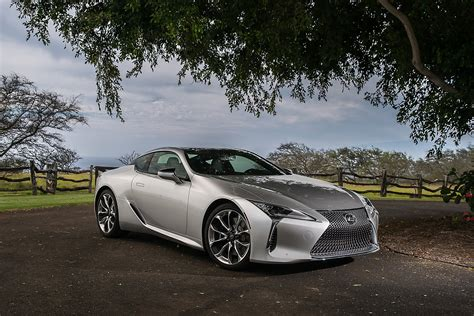 lexus lc convertible remains  possibility carscoops