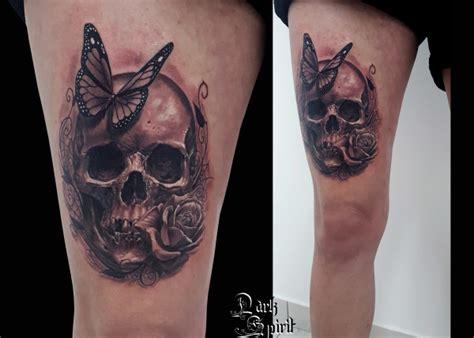 tatoueur francais trash polka dark spirit tattoo
