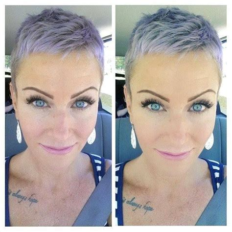 very short hairstylesshaved on sides for women over 50 101 best images about haircuts on pinterest