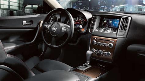 new nissan maxima interior 2014 nissan maxima chevy impala vehicle comparison
