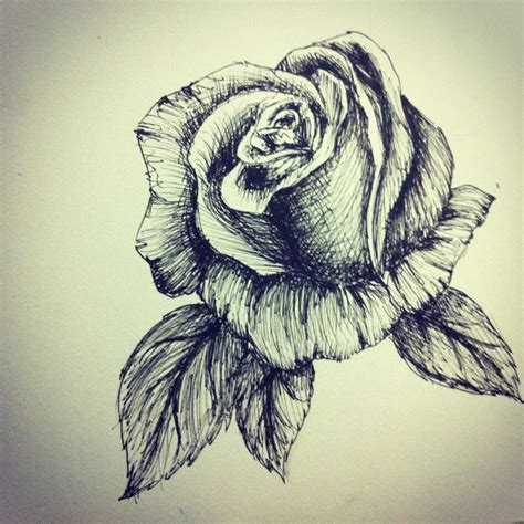 Sketches In Pen by Pen Sketch By Bubblesatemojo Cool