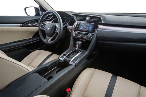 Honda Civic Tourer Interior by 2016 Honda Civic Look Review Motor Trend