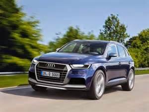 Nouvelle Audi Q5 Site Officiel Du Nouvelle Voiture 2016 Prix Photos