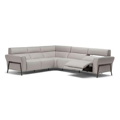 natuzzi white leather corner sofa natuzzi savoy corner sofa conceptstructuresllc