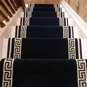 Navy Stair Runner key navy blue stair carpet runner