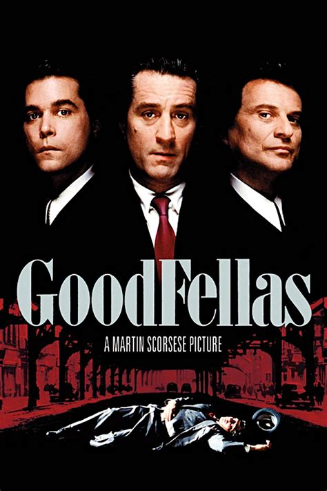 good gangster film genre grandeur goodfellas 1990