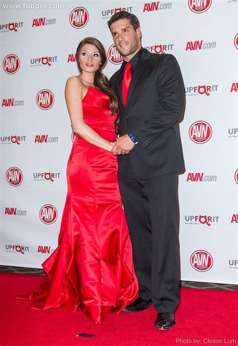 Madelyn Marie And Ramon Nomar Avn Awards 2012 Fob