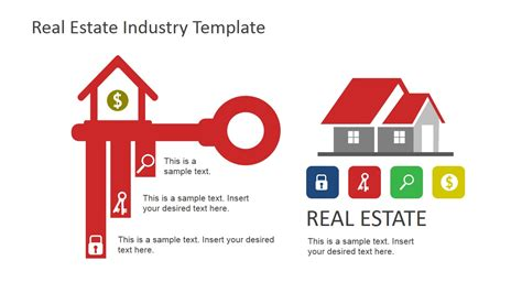 presentation templates for real estate real estate industry powerpoint template slidemodel