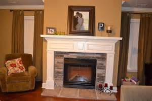 ideas fireplace mantel ideas with paint photo frame