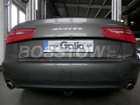 Audi A6 Baujahr 2012 by Anh 228 Ngerkupplung Abnehmbar Audi A6 Avant Allroad Quattro