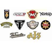 British Motorcycles  Motorcycle Brands Logo Specs History