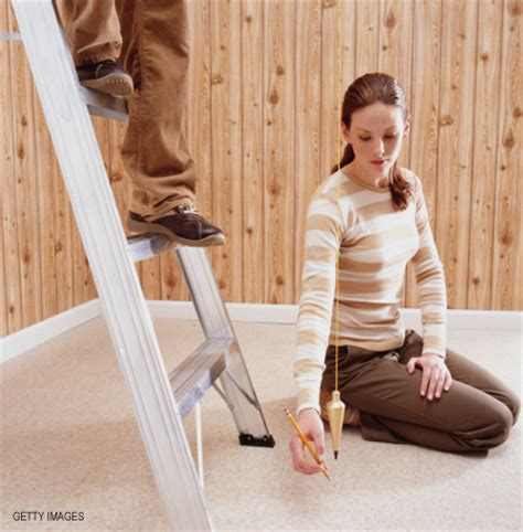 How Do You Use A Plumb Bob by Home Dzine Home Diy What Is A Plumb Bob And How Do I Use It