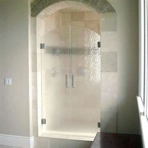 Privacy Glass Shower Doors 15 Chic Glass Home D 233 Cor Ideas Shelterness