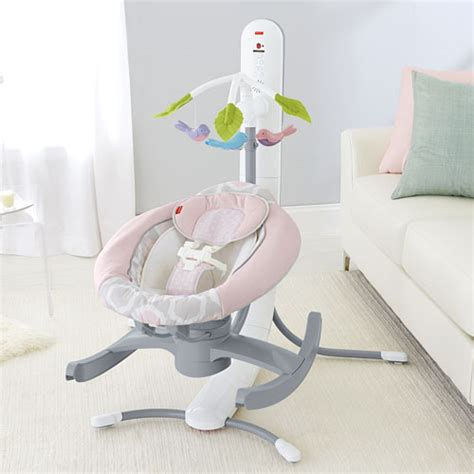fisher price cradle swing stopped swinging are smart cribs the solution for exhausted parents