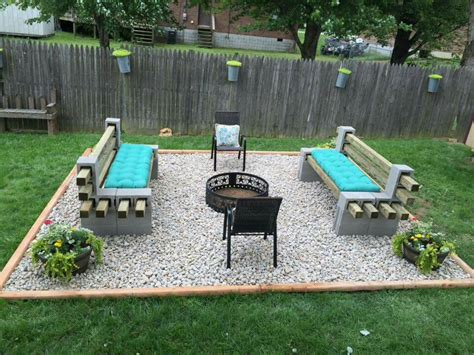 diy pit area pit area patio furniture pit area
