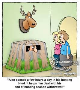 Red Neck Hunting Blinds Hunting Blinds Cartoons And Comics Funny Pictures From