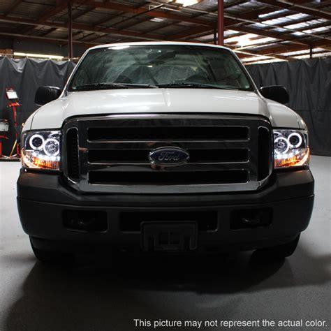 Ford Lights by Hid Xenon 05 07 Ford Superduty F250 F350 Eye Halo
