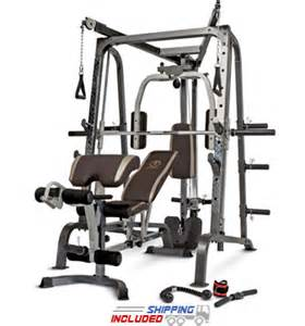 hybrid smith machine complete home marcy md9010g
