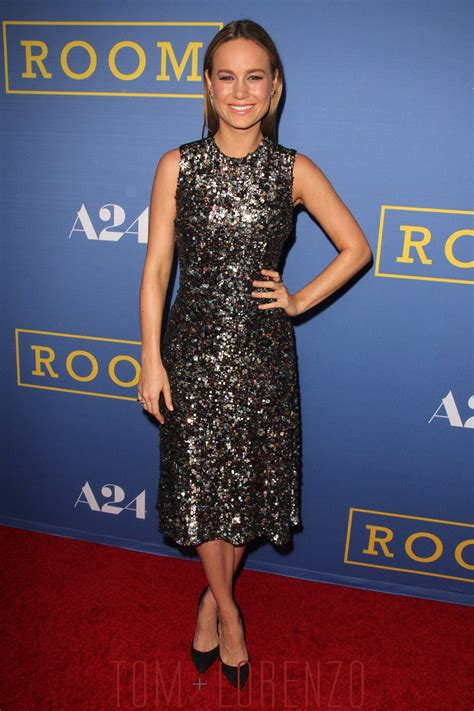 The Room Premiere In Or Out Brie Larson In Rodarte At The Quot Room Quot Los