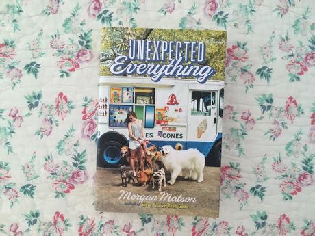 rese 241 a the unexpected everything morgan matson paperblog