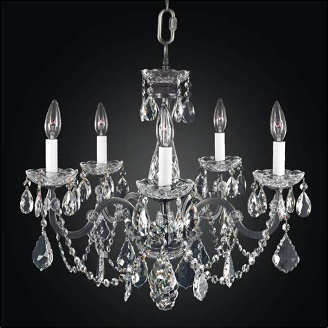 Iron And Chandelier Iron And Chandelier 5 Light Chandelier 543a